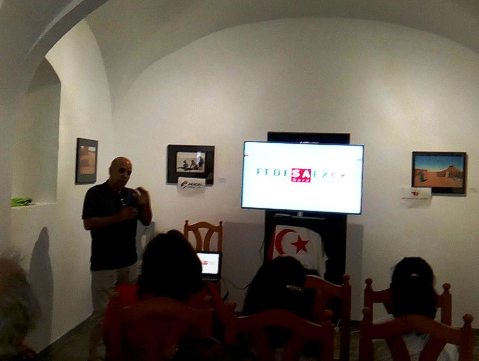 FEDESAEX-encuentro-montanchez-2017-sahara-extremadura