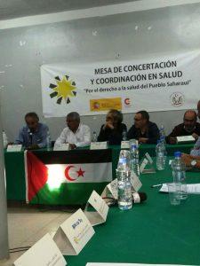 Intervenciones de diferentes responsables y representantes de los diferentes colectivos convocados